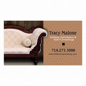 Upholstery expert furniture designer business card zazzle for Upholstery business cards