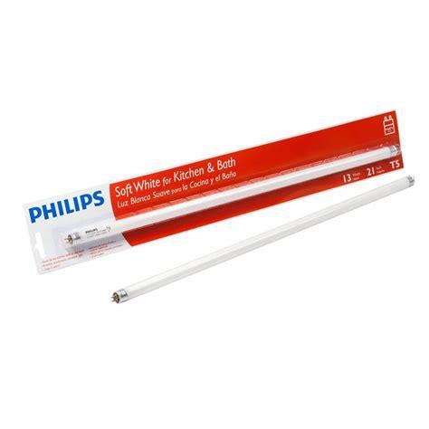 philips 21 in t5 13 watt soft white 3000k linear