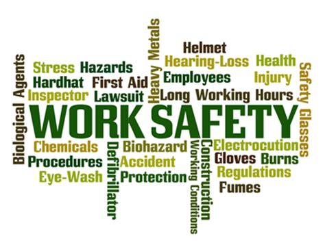 The Toughest Part of Your Job: Workplace health and safety ...