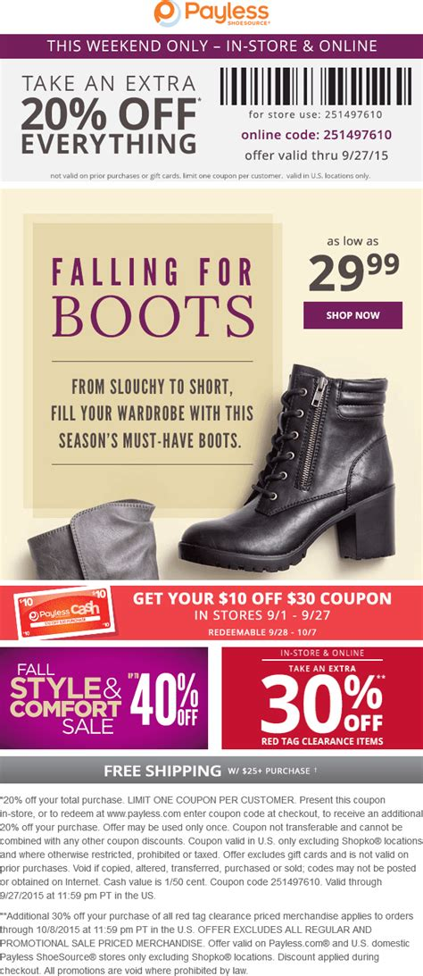 Payless Shoesource Coupons  20% Off Everything At. Home Cleaning Services Phoenix. Allstate Deluxe Homeowners Policy. Mcallen Municipal Court Reverse Mortgage Faqs. How To Sue An Attorney For Malpractice. How To Market A New Idea Garage Door Solutions. Interest On Government Bonds. Nursing School Dallas Tx Car Warranty Service. 401k To Ira Rollover Rules Internet 1 5 Mbps