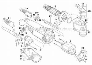 Dremel Mm45 Parts List And Diagram
