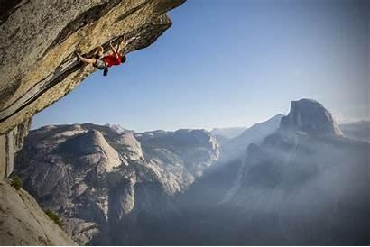 Honnold Alex Wall Alone Climbing Climbers Tells