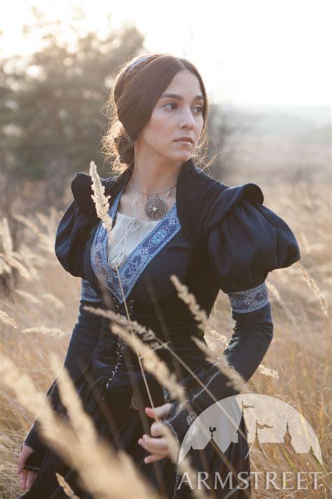 fantasy larp cosplay bodice costume lost princess