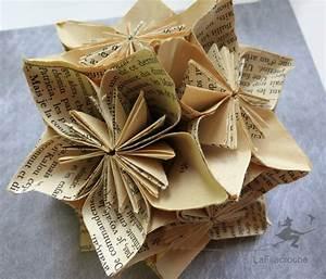 Fleur En Origami Facile : fleur de papier facile la filacroche ~ Farleysfitness.com Idées de Décoration