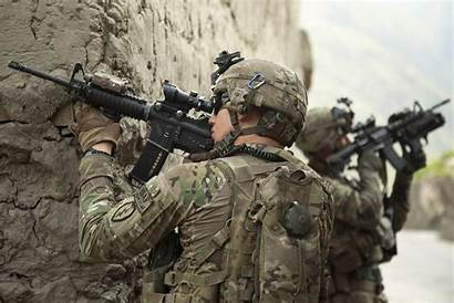 Multicam Soldier American Soldiers M4 Military Wallpapers