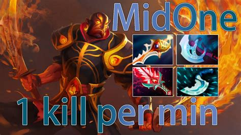 midone plays ember spirit 7849 mmr 1 kill per min gameplay highlights dota 2 60 fps youtube