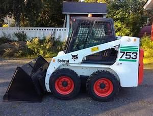 Bobcat 753 Skid Steer Loader  G Series  Service Repair