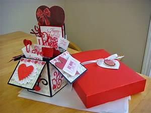 Carolyn's Creative Corner: Valentine Pop-Up Boxes--Love is ...