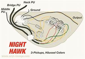 18 Lovely Epiphone Nighthawk Wiring Diagram