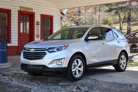 chevrolet equinox 2018 chevrolet equinox first drive