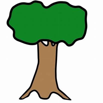 Clip Tree Line Domain Publicdomainpictures