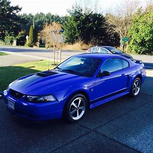 Find more 2003 Azure Blue Mach 1 Mustang for sale at up to 90% off - Victoria, BC