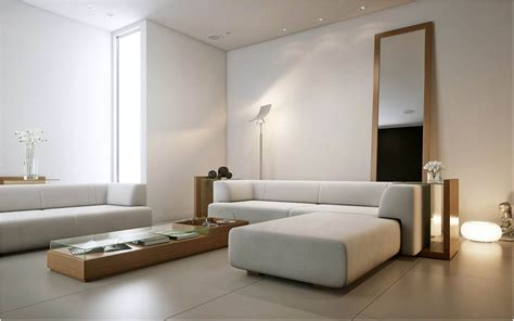 wallpaper modern living room paos