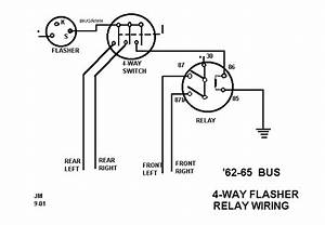 Electrics 65 Split - Trouble With Indicator Wiring