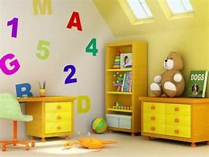 Buchstaben Deko Kinderzimmer : deko f rs kinderzimmer selber machen 25 kreative ideen ~ Orissabook.com Haus und Dekorationen