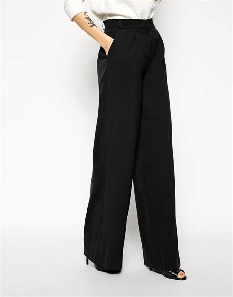 How To Wearwide Leg Trousers Wear And Where