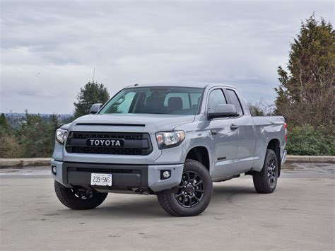 toyota tundra 2017 toyota tundra double cab trd pro the car magazine