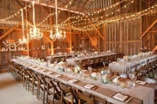 the wedding barn 10 barn wedding decor ideas