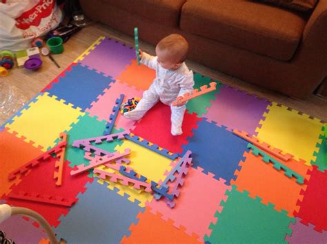 soft floor 30 puzzle foam play mat review