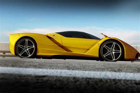 ferrari  concept vehicles