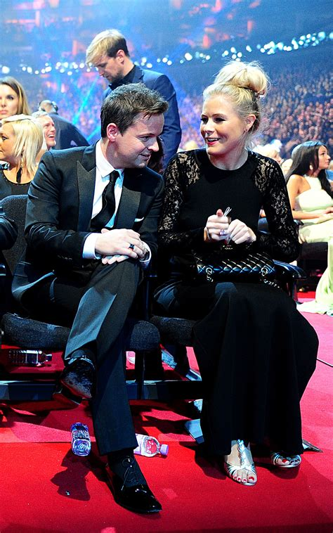 Declan Donnelly and wife Ali are expecting their first ...