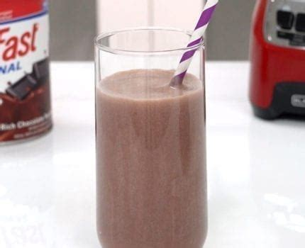 chocolate covered strawberry smoothie recipe slimfast