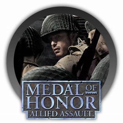 Medal Honor Icon Assault Allied Blagoicons Deviantart