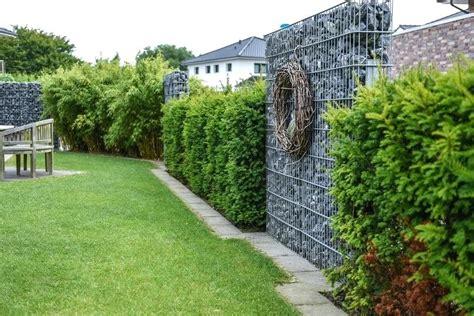Gartengestaltung Mit Gabionen by Die Personalisierte Gartengestaltung Gabionen Architecture