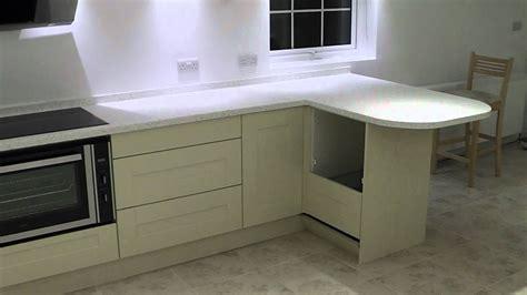 avonite algodon kitchen worktops  prestige work