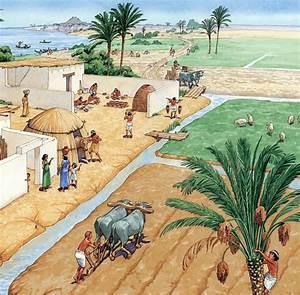 Mesopotamia Irrigation System Model   Ancient Mesopotamia ...