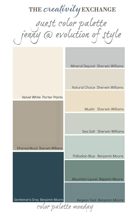 sun room decorating ideas readers 39 favorite paint colors color palette monday