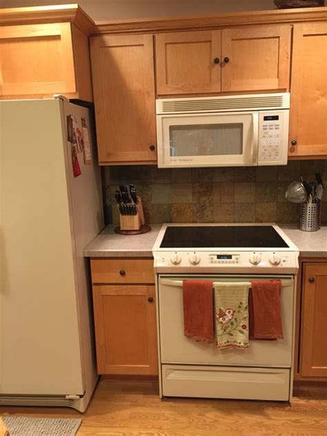Bisque Vs Stainless Appliances Vs Bathroom Upgrade