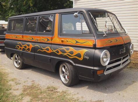 1968 Dodge A100 Van $1 Possible Trade  100517616 Custom