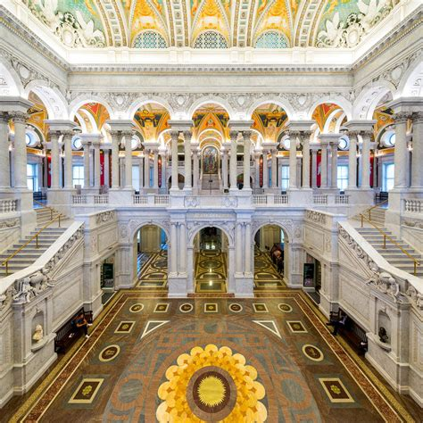 washington museums library dc congress fodors museum admission