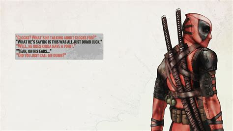 Funny Deadpool Wallpapers  Wallpaper Cave