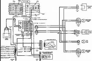Need A Cab Wiring Diagram For 1990 Chevy 1  2 Ton