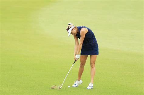 Lexi Thompson Golf Swing