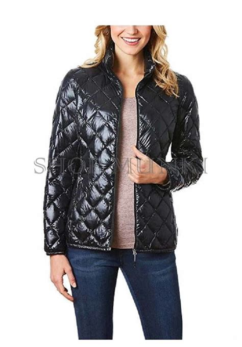 32 Degrees Heat Ladies Packable Ultra Light Down Jacket
