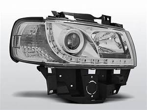 T4 Led Scheinwerfer : scheinwerfer led tagfahrlicht optik f r vw t4 1996 2003 ~ Jslefanu.com Haus und Dekorationen