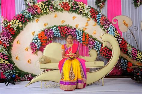stage decoration   saree functions projects