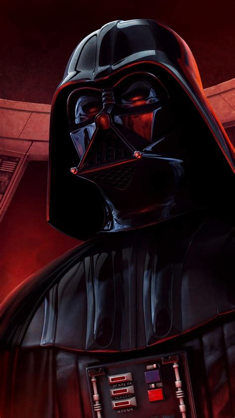 movies futuristic darth vader science fiction artwork