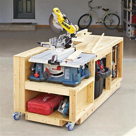 tool bases stands woodworking plans