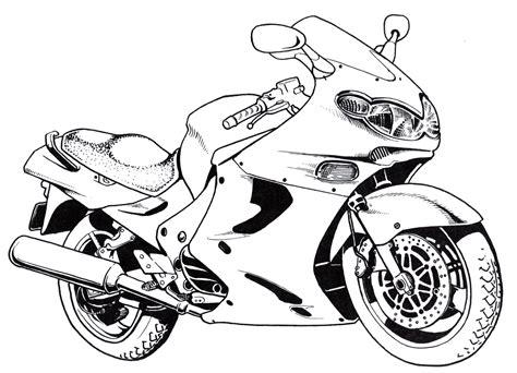 Klicken sie hier, um zu drucken. Motorrad Ausmalbilder. Besten Malvorlagen zum drucken