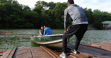 Central Park Boat Dock by A Walk In The Park Central Park Rowboating Returns With