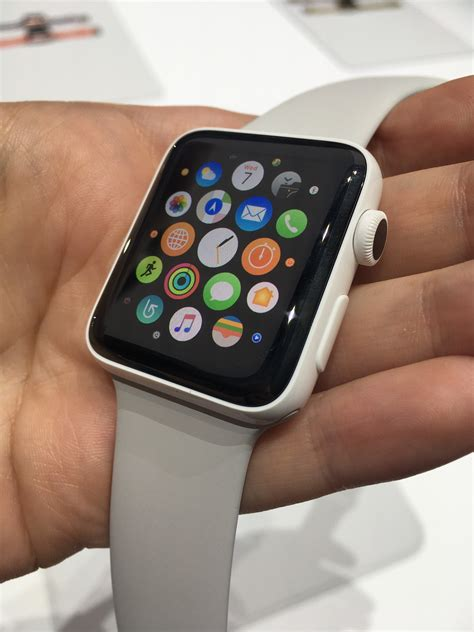 best stainless steel apple series 2 on ceramic is stunning but