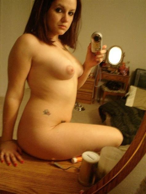 Chubby Chick With Tattoos Nice Titties Selfie Hotmirrorpics Com