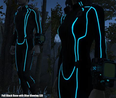 Tron Inspired Vault Suit at Fallout 4 Nexus - Mods and ...