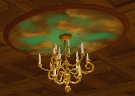 the beast s ballroom chandelier disney infinity wiki