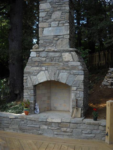Best 20+ Diy Outdoor Fireplace Ideas On Pinterest Small
