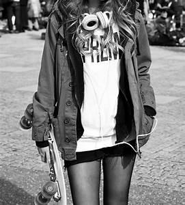 chica skater | Tumblr